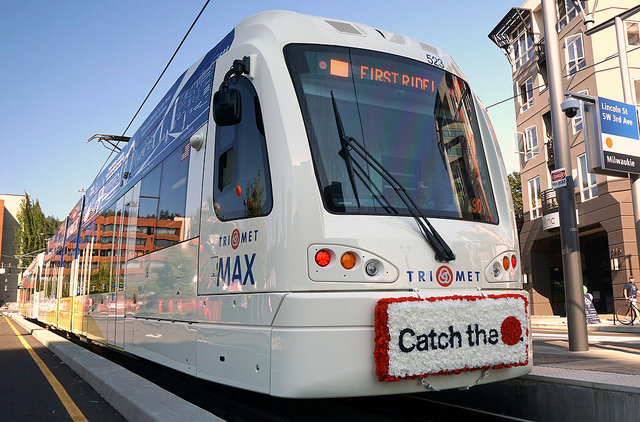 New max orange line to portland's south