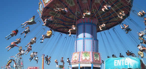 The Clark County Fair is one of the best in the nation! Vancouver, Washington Image Courtesy of Visit Vancouver USA.